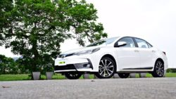 Corolla Altis Facelift Launched In Taiwan 16