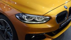 BMW 1-Series Sedan Debuts at 2016 Guangzhou Auto Show 4