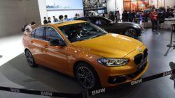 BMW 1-Series Sedan Debuts at 2016 Guangzhou Auto Show 5