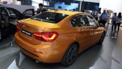 BMW 1-Series Sedan Debuts at 2016 Guangzhou Auto Show 6