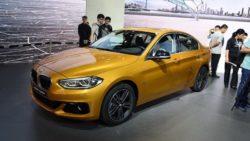 BMW 1-Series Sedan Debuts at 2016 Guangzhou Auto Show 9