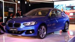 BMW 1-Series Sedan Debuts at 2016 Guangzhou Auto Show 19