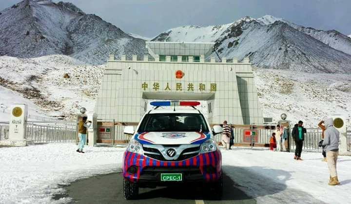 China Donates 25 Vehicles For Patrolling Highways 1