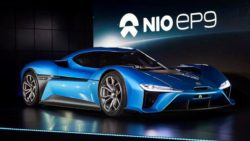 The 1360hp NIO EP9 Is World's Fastest Electric Supercar From China 1