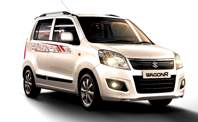 Maruti Suzuki Launches 'WagonR Felicity' at INR 4.40 lacs 31