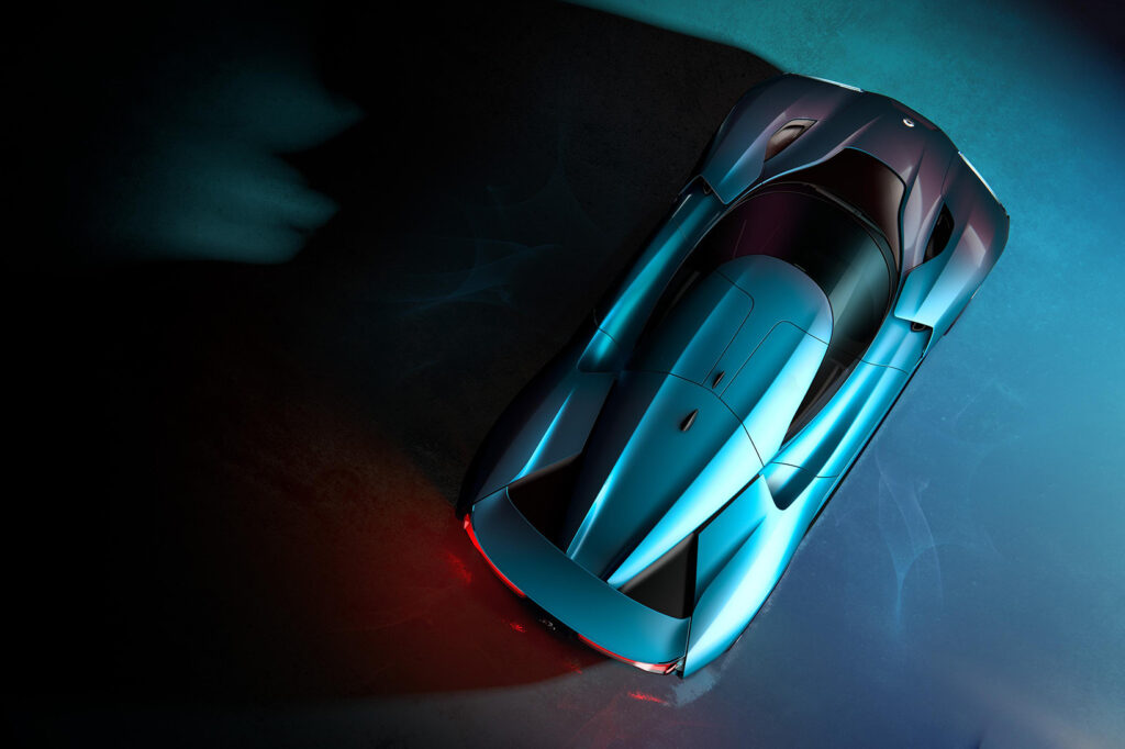 The 1360hp NIO EP9 Is World's Fastest Electric Supercar From China 9
