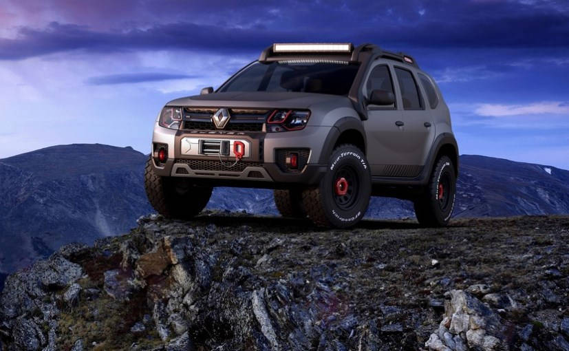 Renault Duster Extreme Concept Unveiled At Sao Paulo Motor Show 9