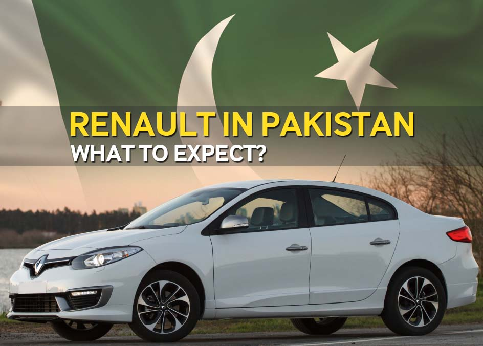Renault in Pakistan- What to Expect? 1