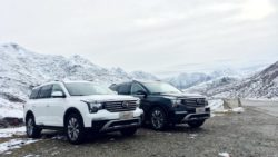 GAC Trumpchi GS8- The Finest Chinese SUV Ever 36