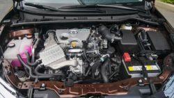 Toyota Levin Gets 1.2L Turbo 21