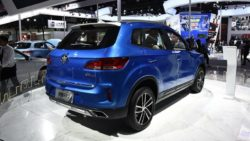 FAW Unveils the X40 SUV at 2016 Guangzhou Auto Show 10