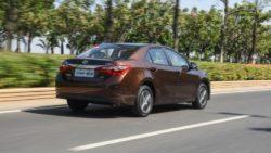 Toyota Levin Gets 1.2L Turbo 15