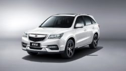 Clone Country: Jinbei of China Copies Acura MDX 1