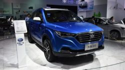 FAW Unveils the X40 SUV at 2016 Guangzhou Auto Show 11