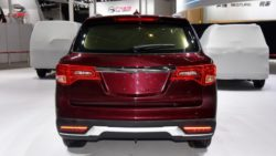 Clone Country: Jinbei of China Copies Acura MDX 6