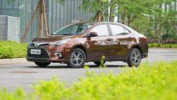 Toyota Levin Gets 1.2L Turbo 4