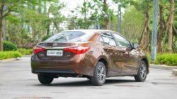 Toyota Levin Gets 1.2L Turbo 6