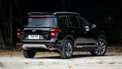 GAC Trumpchi GS8- The Finest Chinese SUV Ever 5