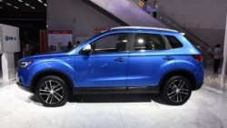 FAW Unveils the X40 SUV at 2016 Guangzhou Auto Show 6