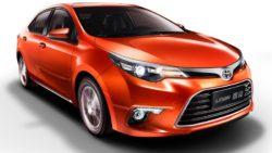 Toyota Levin Gets 1.2L Turbo 18
