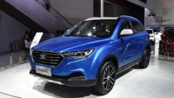FAW Unveils the X40 SUV at 2016 Guangzhou Auto Show 4