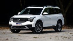GAC Trumpchi GS8- The Finest Chinese SUV Ever 15