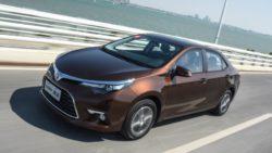 Toyota Levin Gets 1.2L Turbo 14