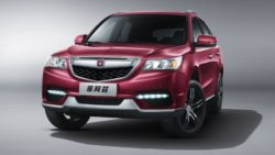 Clone Country: Jinbei of China Copies Acura MDX 2