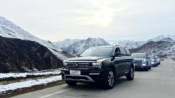 GAC Trumpchi GS8- The Finest Chinese SUV Ever 35