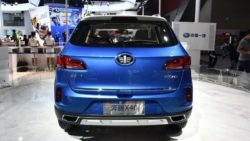 FAW Unveils the X40 SUV at 2016 Guangzhou Auto Show 8