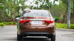 Toyota Levin Gets 1.2L Turbo 5