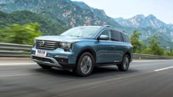 GAC Trumpchi GS8- The Finest Chinese SUV Ever 13
