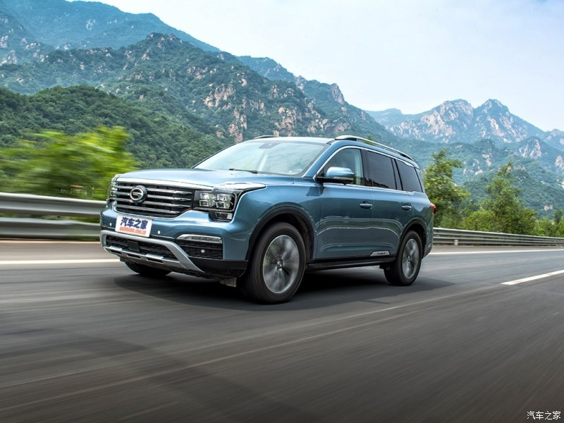 GAC Trumpchi GS8 Becoming A Success 8