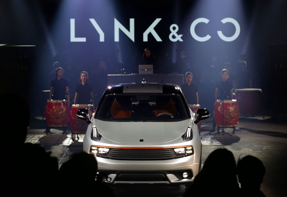 Lynk & Co Aims to Sell 500,000 Cars a Year at Extremely Competitive Prices 1