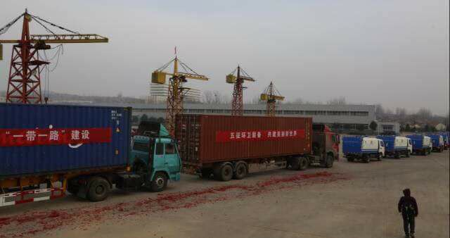 Chinese Company to Collect Garbage from Karachi 4
