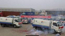 Chinese Company to Collect Garbage from Karachi 6