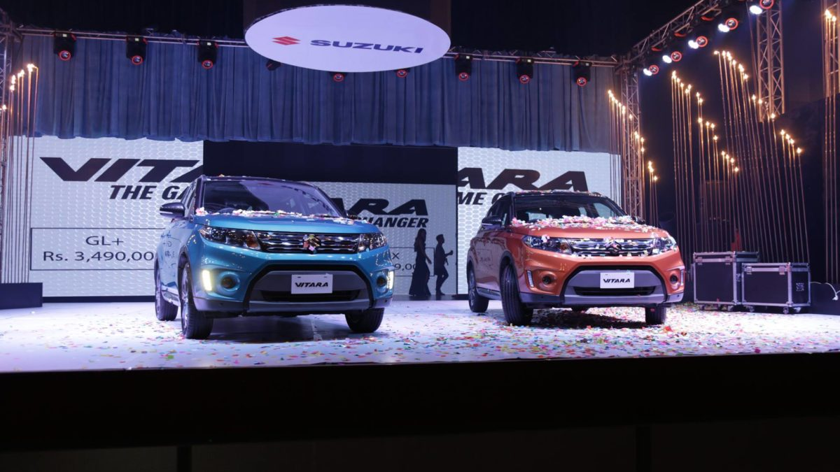 Pak Suzuki Increase Vitara GLX Price 3