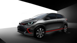 2017 Kia Picanto Official Sketches and Spy Shots 6