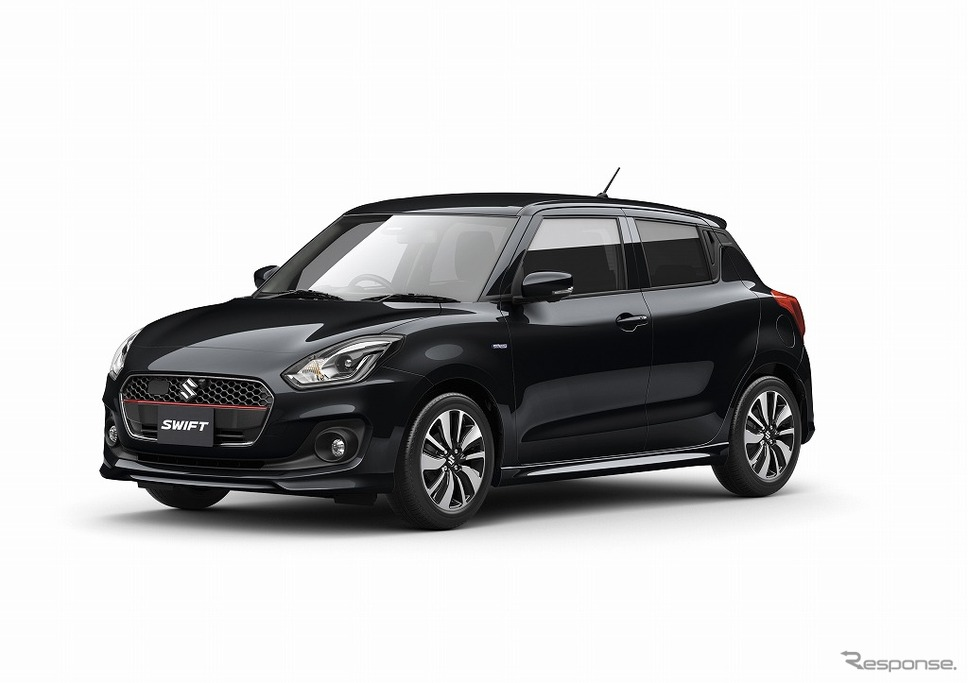 2017 Suzuki Swift Launched in Japan 8