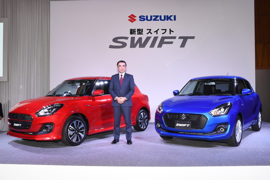 2017 Suzuki Swift- Gallery and Video 4