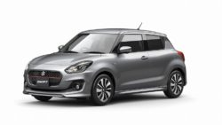 2017 Suzuki Swift Launched in Japan 6