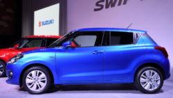 2017 Suzuki Swift- Gallery and Video 10