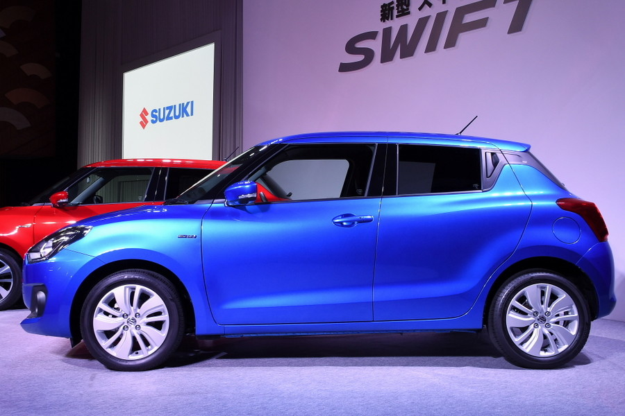 2017 Suzuki Swift- Gallery and Video 6