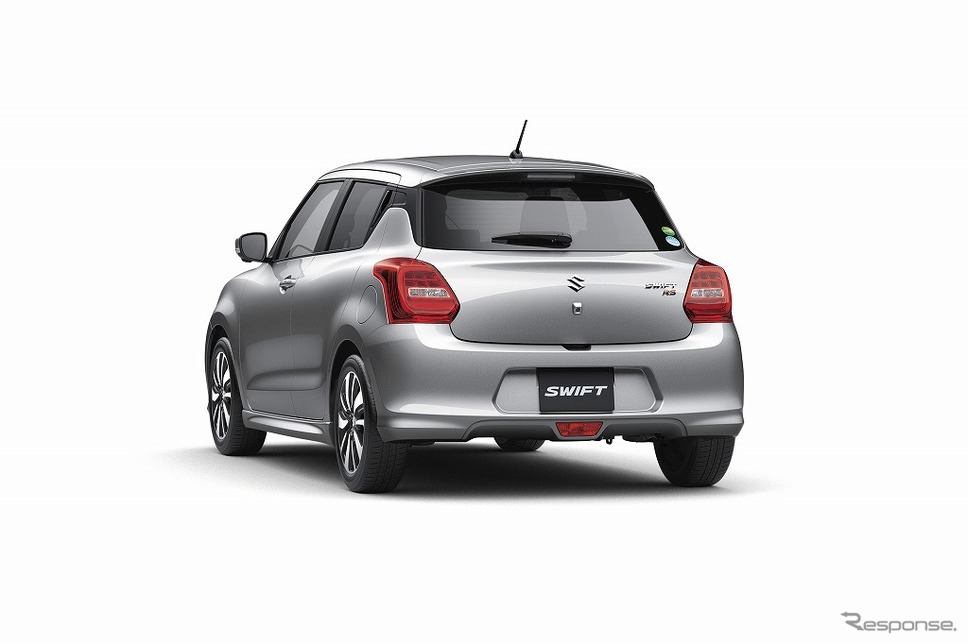 2017 Suzuki Swift Launched in Japan 7