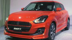 2017 Suzuki Swift- Gallery and Video 12