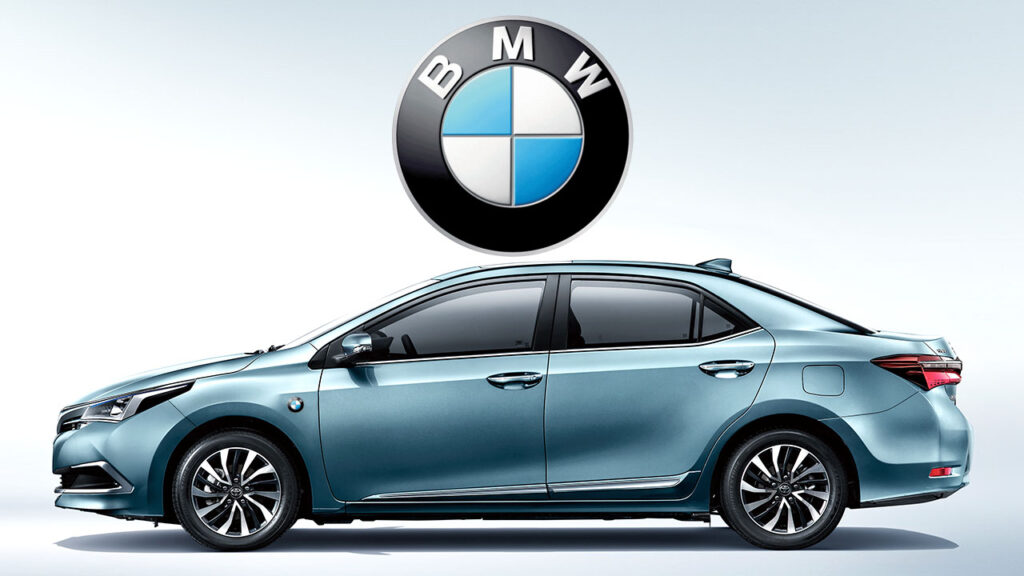 12th Gen Toyota Corolla Might Get BMW Engine 1