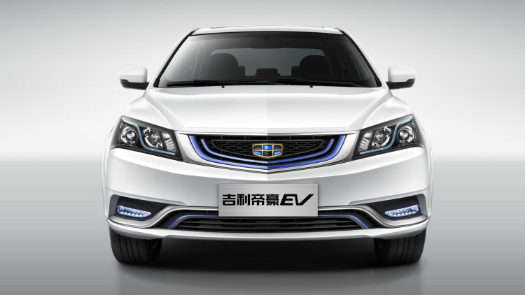 Geely's Concentric Grille Design Is Becoming Its Identity 3
