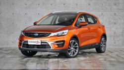 Geely's Concentric Grille Design Is Becoming Its Identity 7