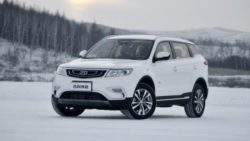Geely's Concentric Grille Design Is Becoming Its Identity 8