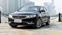 Geely's Concentric Grille Design Is Becoming Its Identity 11
